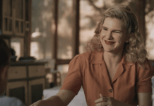 Lavinia Richter- Lily Rabe - AHS: 1984 - The Lady in White - 9x7 - FX Network