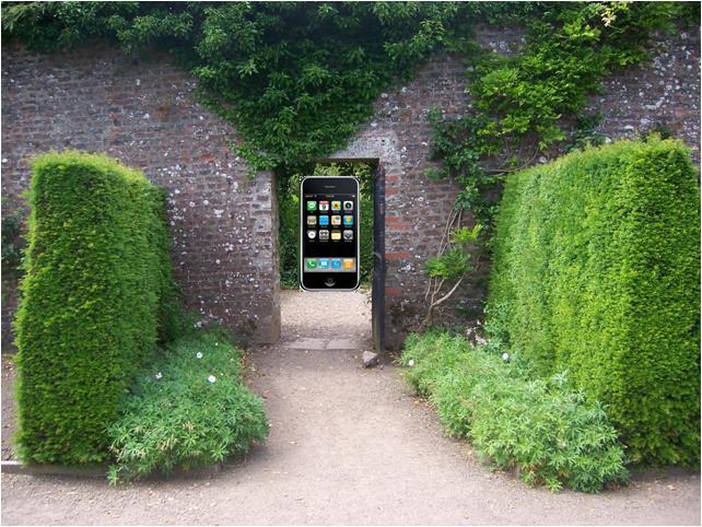 The Garden Wall Will Tumble Again