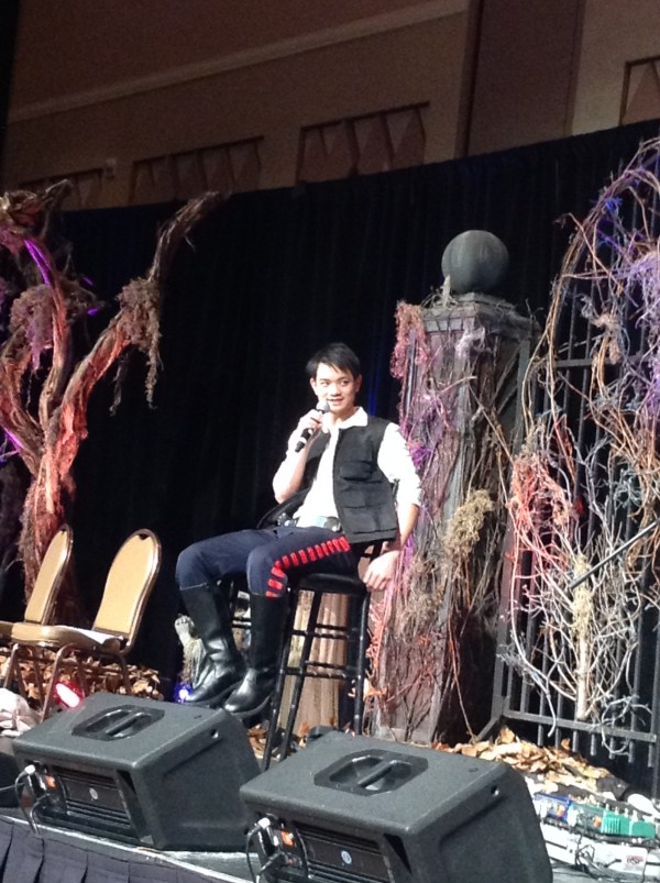 Osric as Kevin Freaking Solo