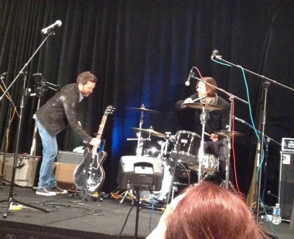 Drummer Jared