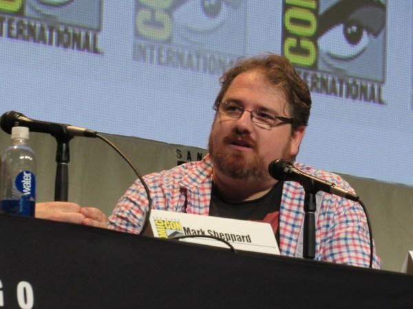 Writer Andrew Dabb