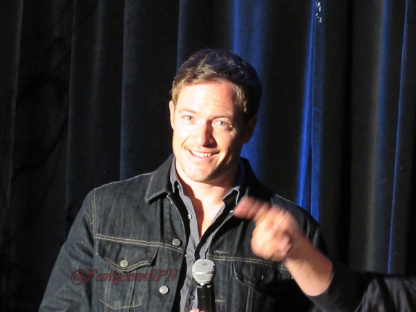 Tahmoh also has a great smile