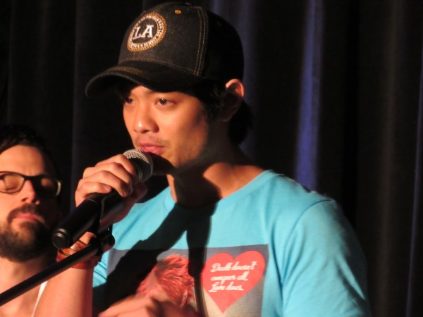 Osric's emotional rendition of 'Same Love'