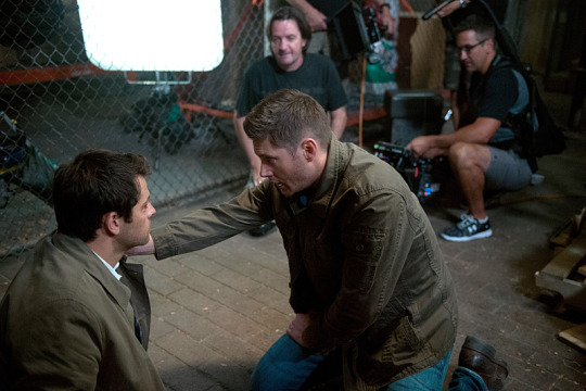Ackles directs Ackles