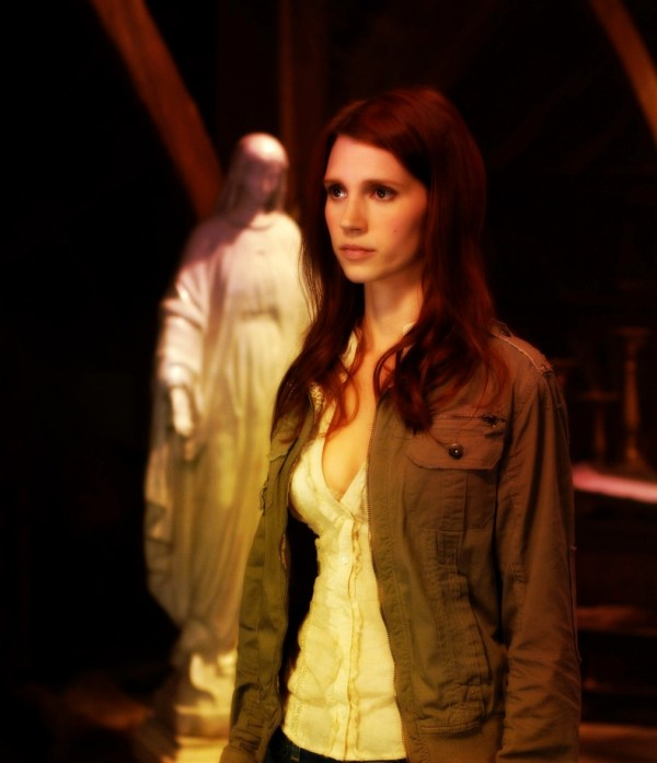 As Anna on Supernatural