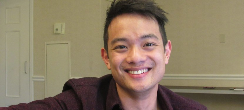Osric Chau on New Show Dirk Gently and Why He'll Always Be Available for Supernatural