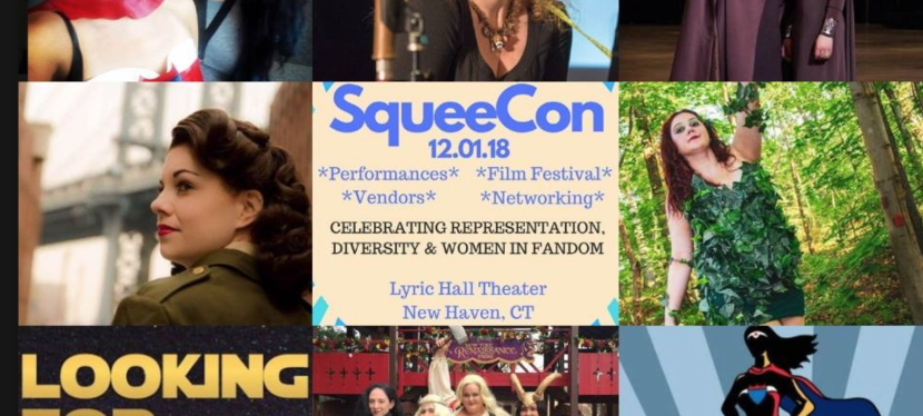 Squee Con! A Celebration of Fandom!