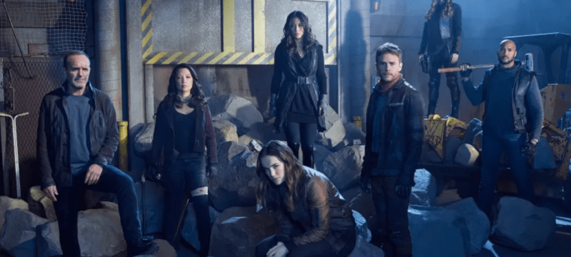 Agents of Shield's Final Hall H Panel at Comic Con