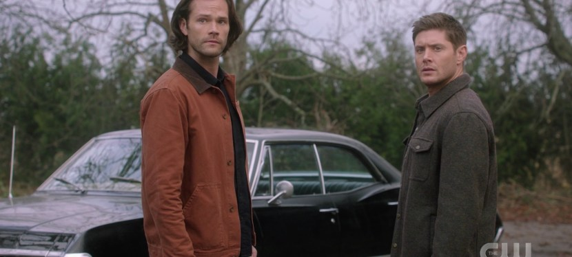 Supernatural Wins with 'The Gamblers'