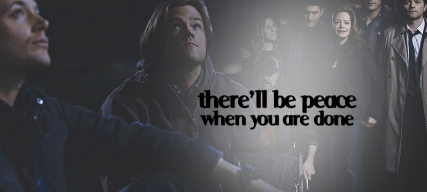 For You, Supernatural – As You Start That Last Ride