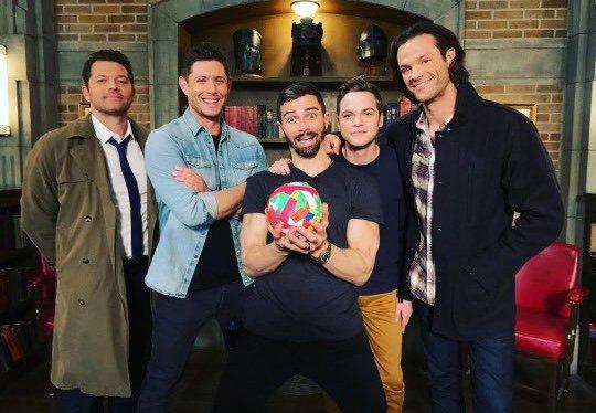 Matt Cohen Directs! Supernatural's Gimme Shelter