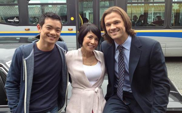 Finding Your Courage – Behind The Scenes of Supernatural with Lauren Tom