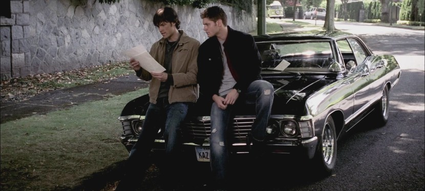 Sam and Dean Go To College – Supernatural Rewatch 1.07 Hookman!