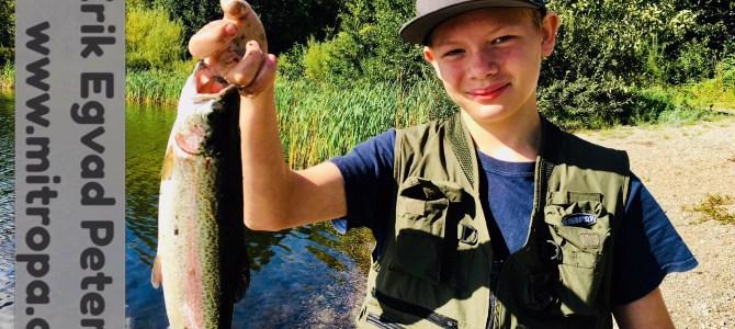 PODCAST: Mjøls Lystfiskeri – i SØ1 ville de både have PowerBait og Trutta