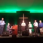 Stor stemning på konsert med Brødrene Nordstrand og Brad White