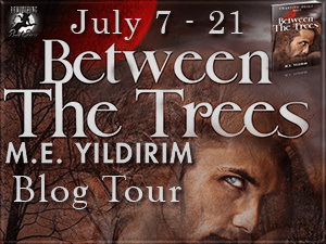 Spotlight and Review: Between the Trees by M.E. Yildirim