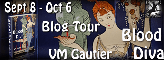 Guest Post and Spotlight!!  Vamps Not Like Us by V.M. Gautier