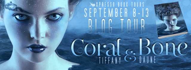 Book Review!! Coral & Bone by Tiffany Daune