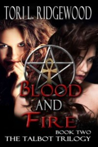Blood and Fire by Tori Ridgewood Excerpt Post