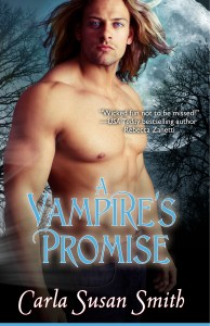Why I Write Vampires by Carla Smith (A Vampire's Promise)