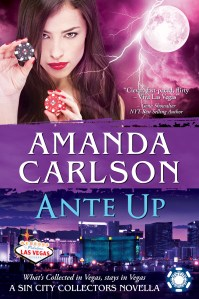 Giveaway! Ante Up by Amanda Carlson Cover Reveal