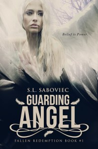 Guarding Angel by S.L. Saboviec