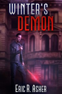 Winter's Demon by Eric R. Asher Release Day!