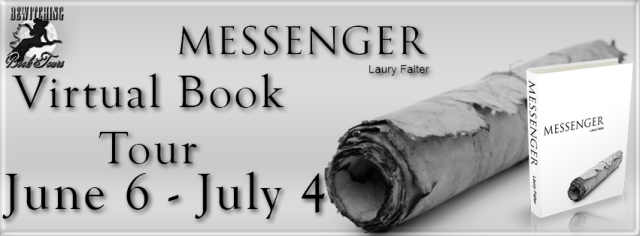 Messenger by Laury Falter Excerpt & Character Profile