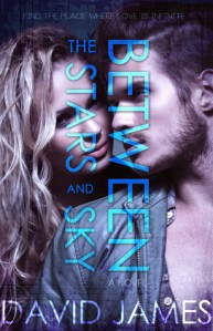 Blitz and Review:  Between the Stars and Sky by David James