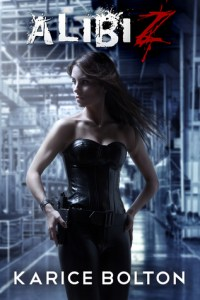 The Zombies are mutating or are they? Review of AlibiZ by Karice Bolton