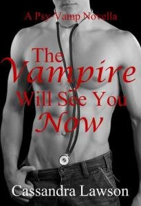 Pre-order The Vampire Will See You Now…