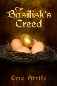 Review of The Basilisk's Creed Omnibus by Eme Strife!!