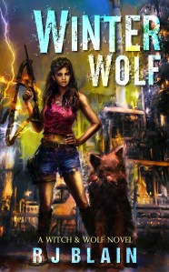 White Wolf by RJ Blain Review and Spotlight !!!