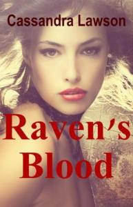 5 Fang Review: Raven's Blood by Cassandra Lawson.