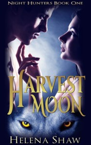 Day 4: Harvest Moon by Helena Shaw