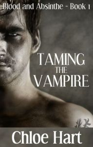Day 19: Taming the Vampire by Chloe Hart