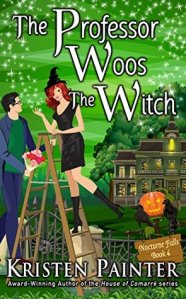 Review!! The Professor Woos a Witch by Kristen Painter