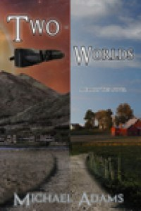 Two Worlds Re-Release Day and Giveaway