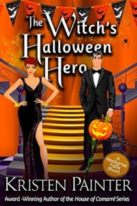 The Witch's Halloween Hero by Kristen Painter