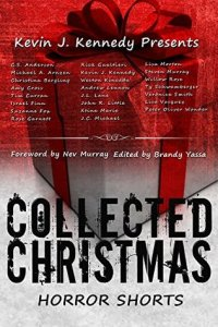 Collected Christmas Horror Shorts by Brandy Yesse