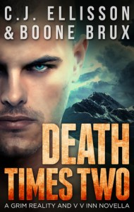 Death Times Two by C.J. Ellisson and Boone Brux