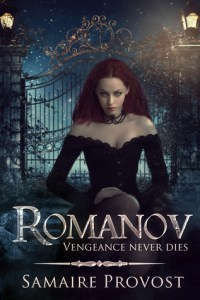 Blog Tour Review: Romanov by Samaire Provost