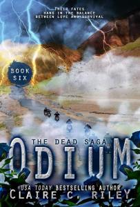 New Release!!!! Odium VI by Claire C. Riley