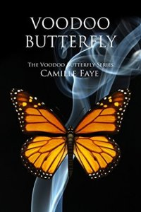 Voodoo Butterfly by Camille Faye