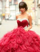 Crystal-Ball-Gown-Wedding-Dresses-Sweetheart-Sleeveless-Floor-Length-Vestidos-2015-Red-Christmas-Bridal-Gowns