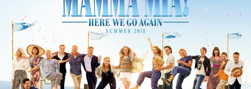 mamma mia here we go again full cast poster