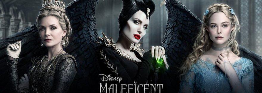 maleficent mistress of evil movie poster