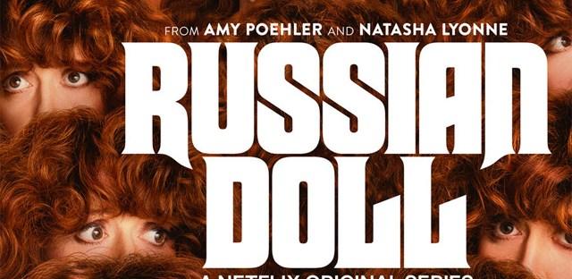 russian doll netflix poster