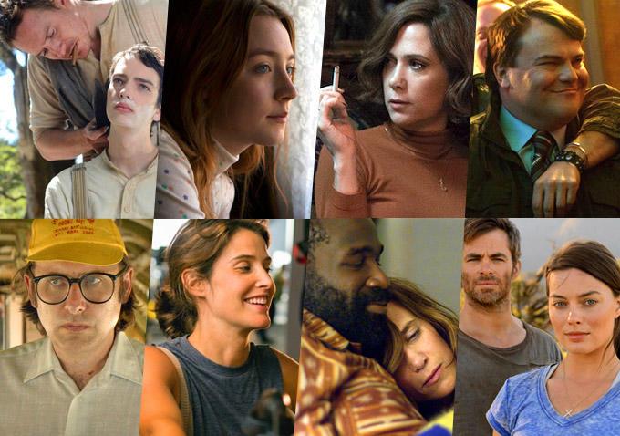 Compilation of movies at Sundance 2015