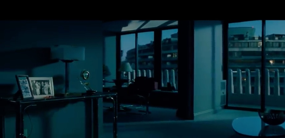 Diana Prince's Apartment at the Watergate Complex